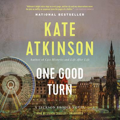 One Good Turn: A Novel Audiobook, by