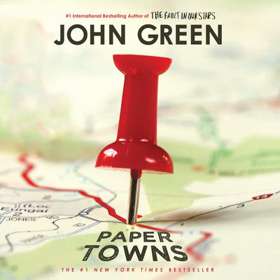 Paper Towns Audiobook, by