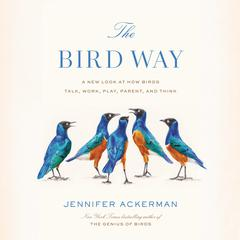 The Bird Way: A New Look at How Birds Talk, Work, Play, Parent, and Think Audiobook, by Jennifer Ackerman