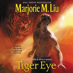 Tiger Eye: The First Dirk & Steele Novel Audiobook, by Marjorie Liu, Marjorie M. Liu