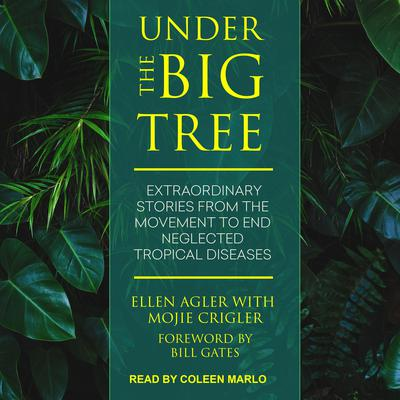 Under the Big Tree: Extraordinary Stories from the Movement to End Neglected Tropical Diseases Audiobook, by Ellen Agler