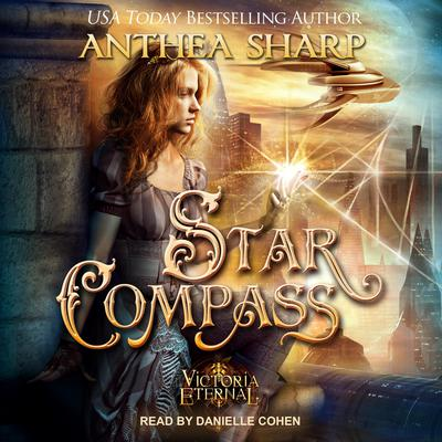 Star Compass Audiobook, by Anthea Sharp