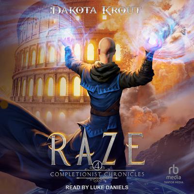 Raze Audiobook, by Dakota Krout