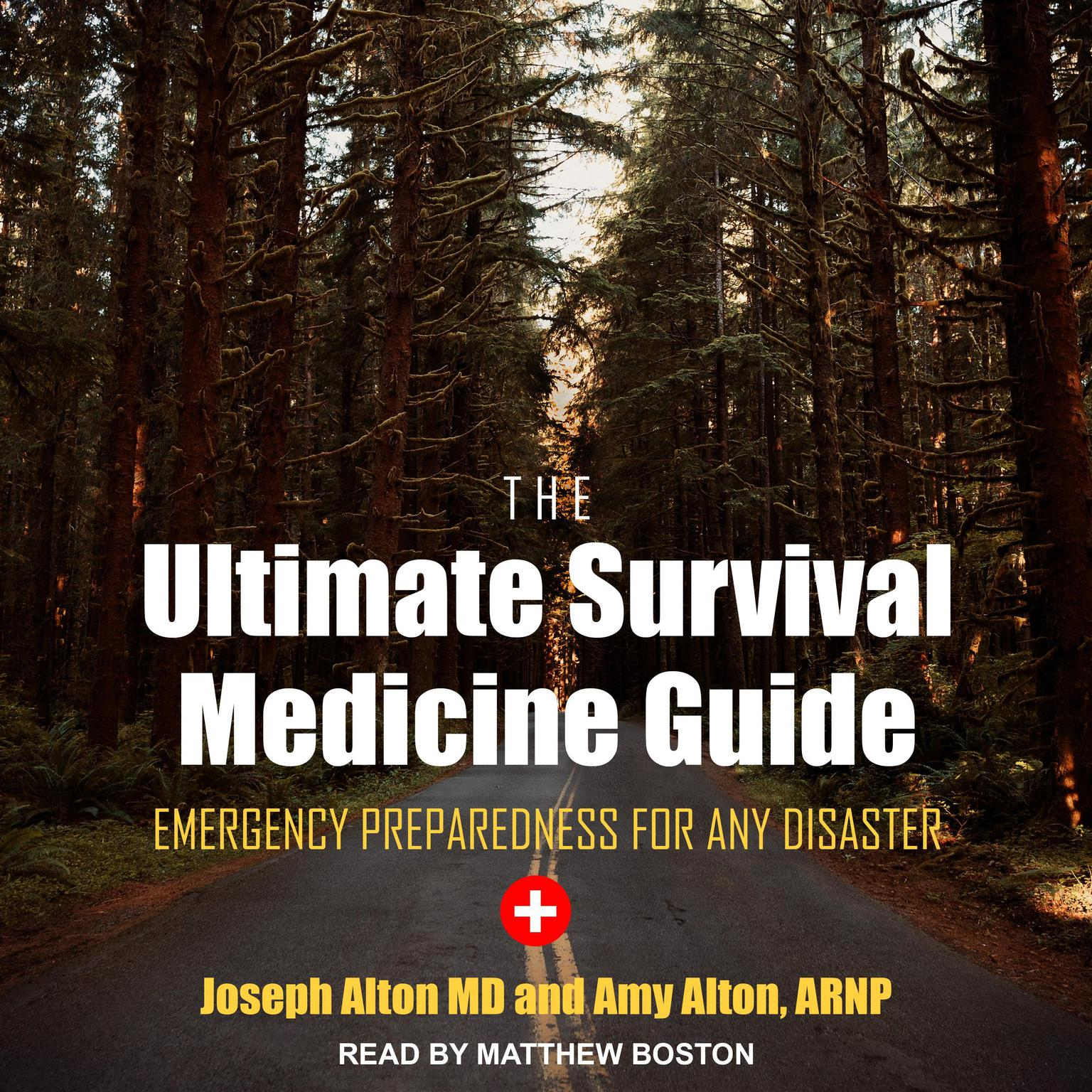 Printable The Ultimate Survival Medicine Guide: Emergency Preparedness for ANY Disaster Audiobook Cover Art