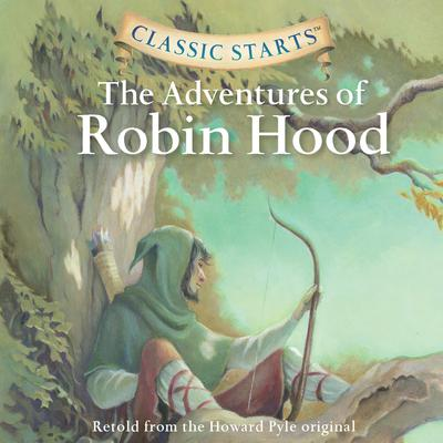 The Adventures of Robin Hood Audiobook, by