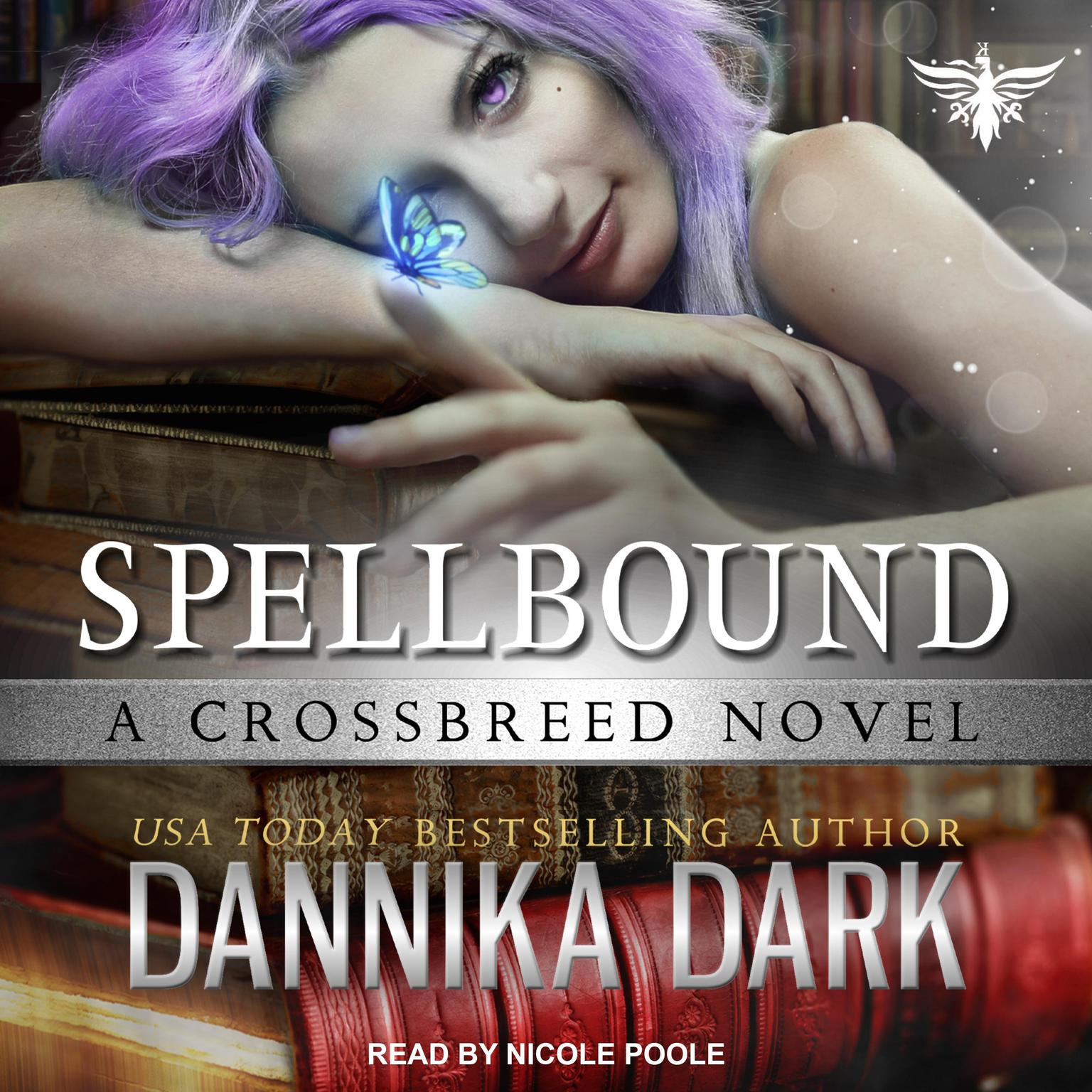 Printable Spellbound Audiobook Cover Art