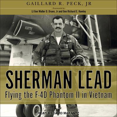Sherman Lead: Flying the F-4D Phantom II in Vietnam Audiobook, by