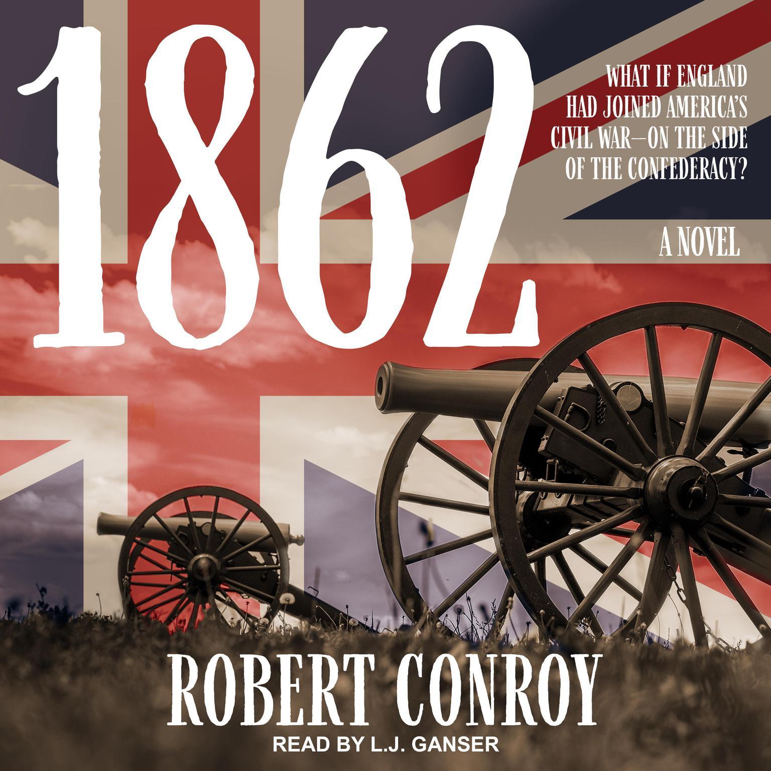 Printable 1862: A Novel Audiobook Cover Art