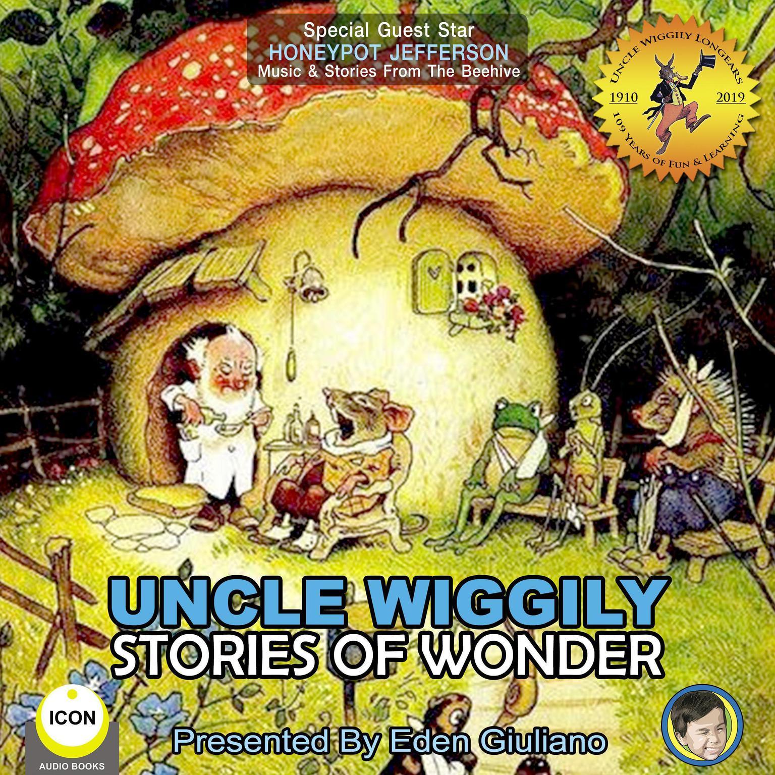 Printable Uncle Wiggily Stories Of Wonder Audiobook Cover Art