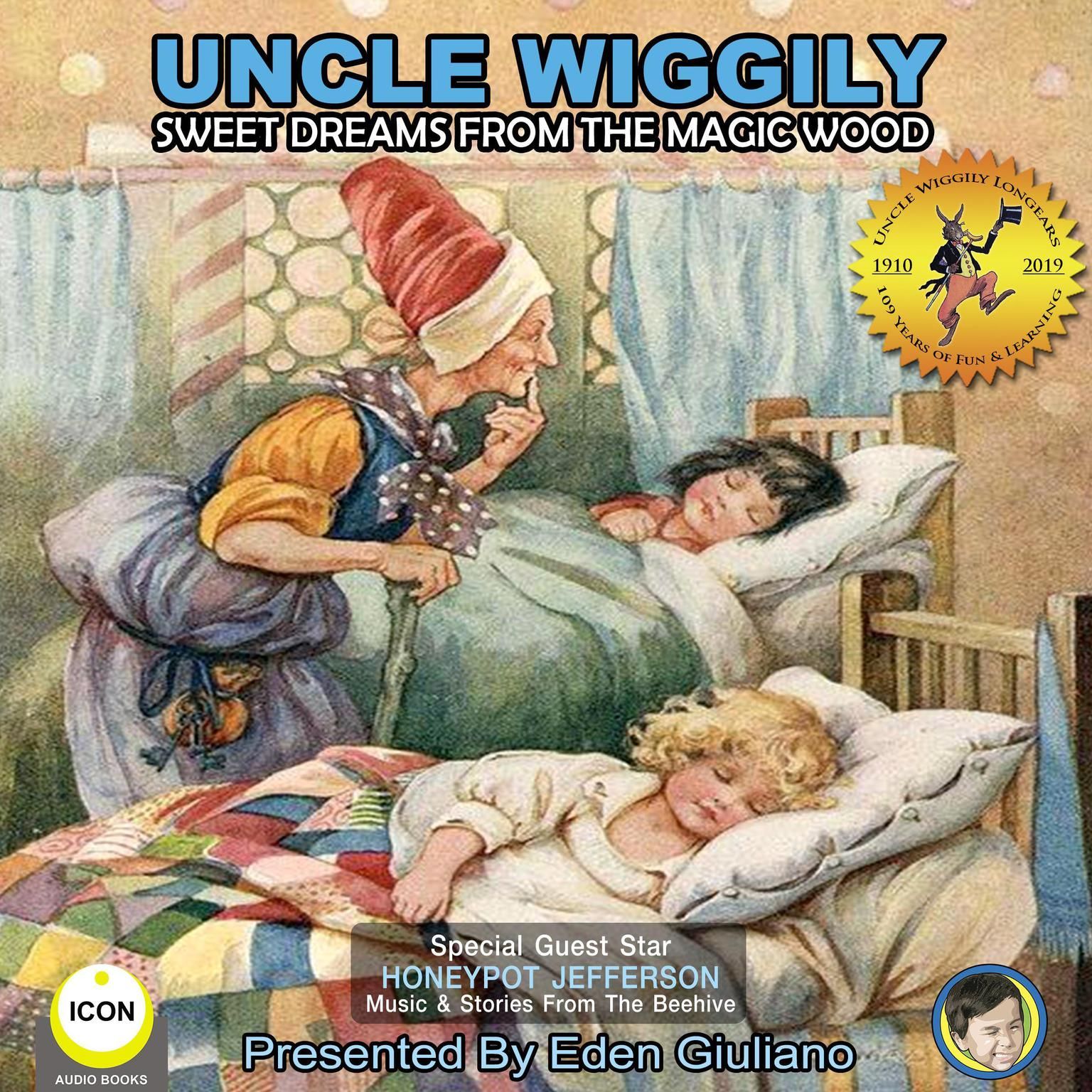 Printable Uncle Wiggily Sweet Dreams From The Magic Wood Audiobook Cover Art
