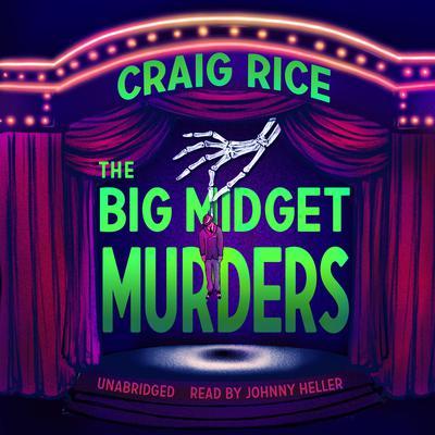 The Big Midget Murders Audiobook, by