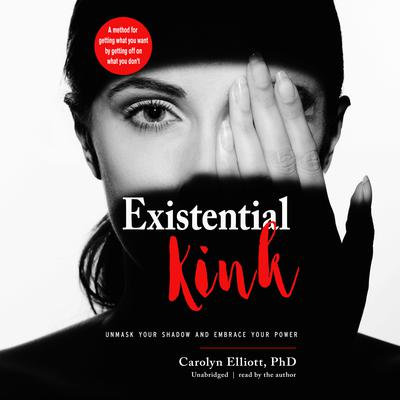 Existential Kink: Unmask Your Shadow and Embrace Your Power; A Method for Getting What You Want by Getting Off on What You Don't Audiobook, by