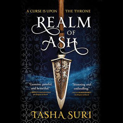 Realm of Ash Audiobook, by Tasha Suri