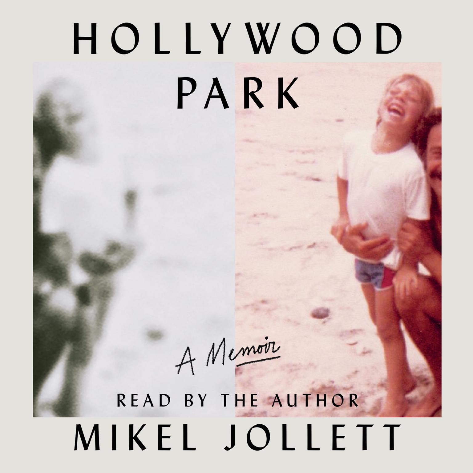 Printable Hollywood Park: A Memoir Audiobook Cover Art