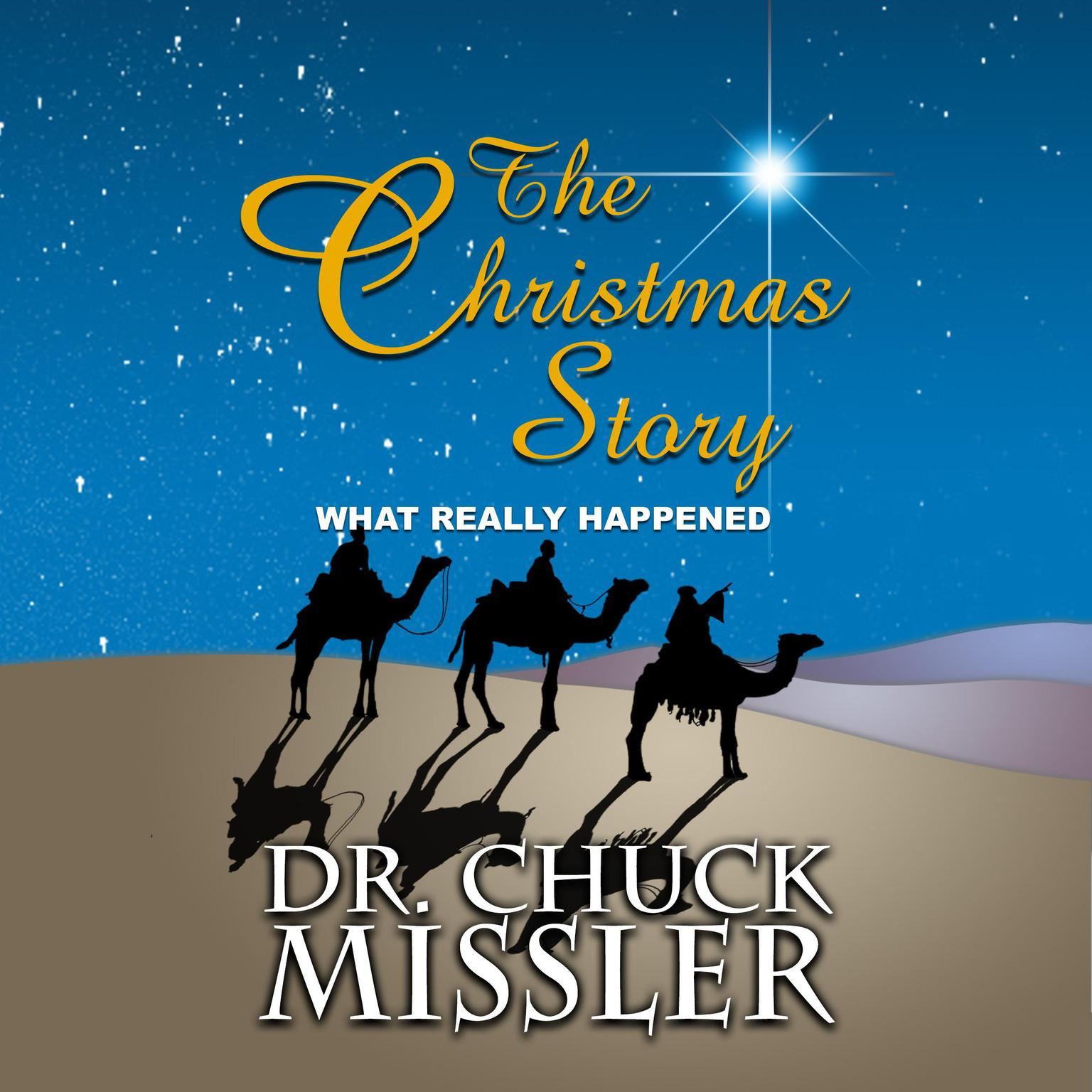 Printable The Christmas Story: What Really Happened Audiobook Cover Art