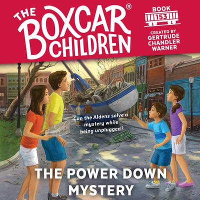 The Power Down Mystery Audiobook, by Gertrude Chandler Warner