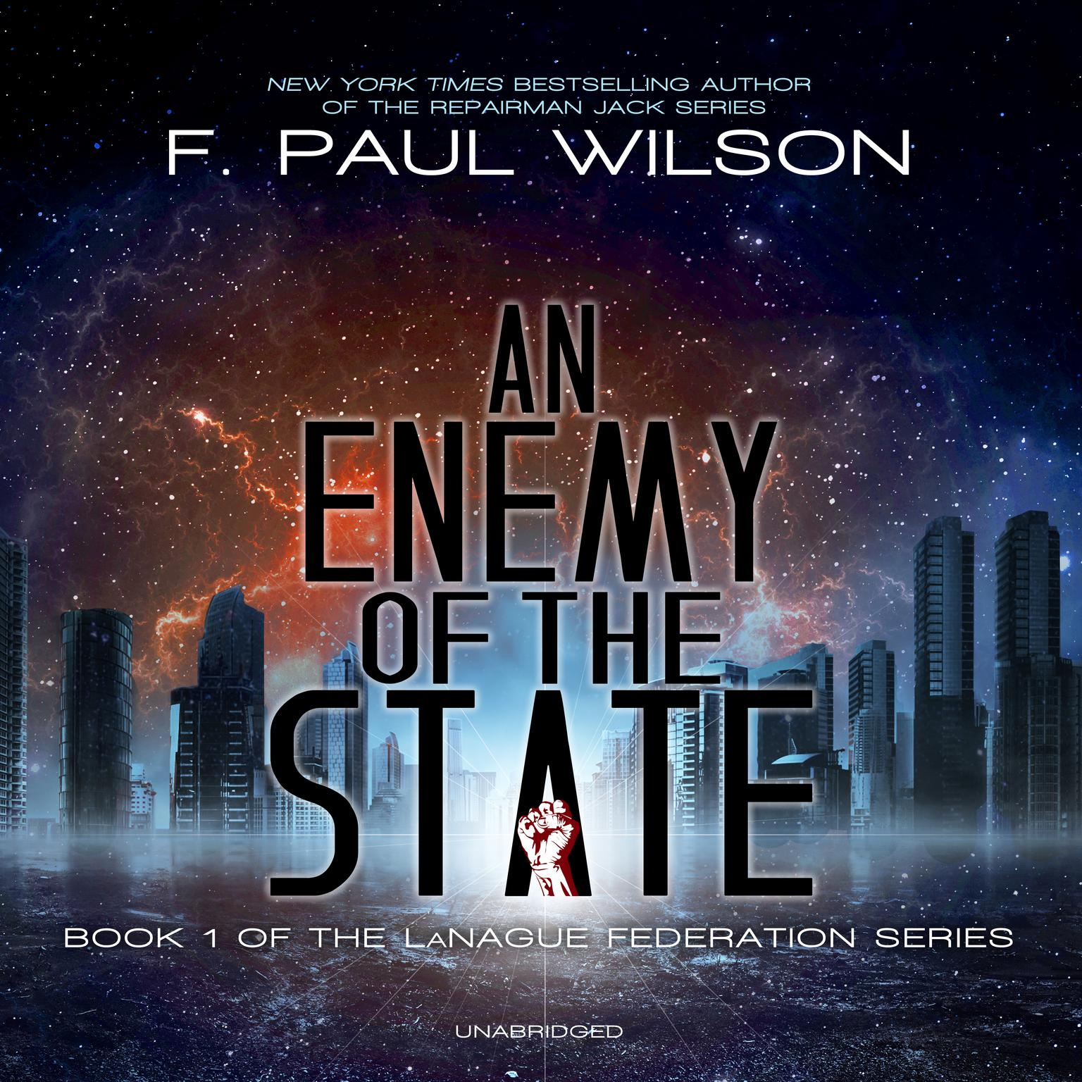An Enemy of the State Audiobook, by F. Paul Wilson