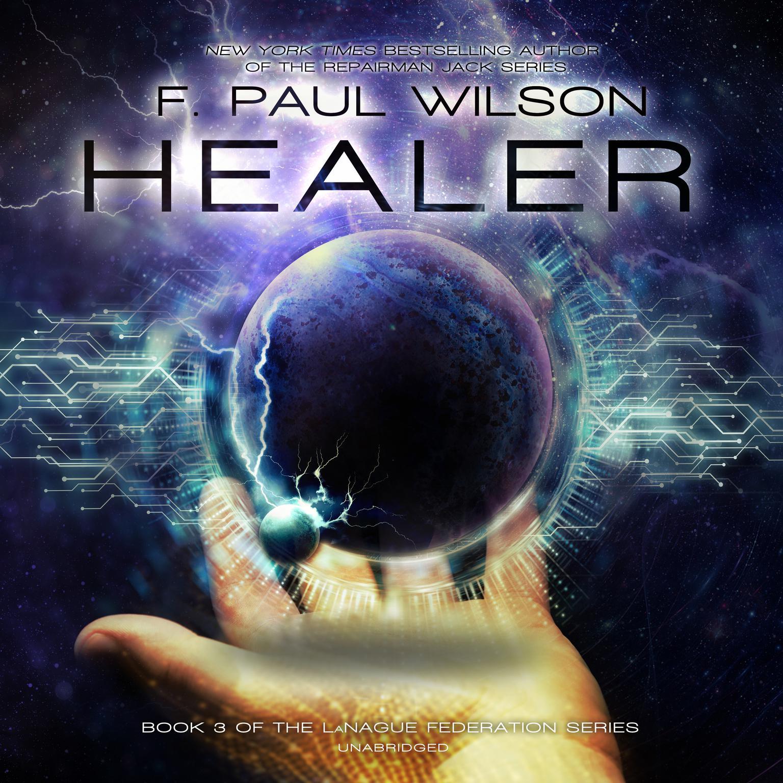 Healer: A Novel of the LaNague Federation Audiobook, by F. Paul Wilson