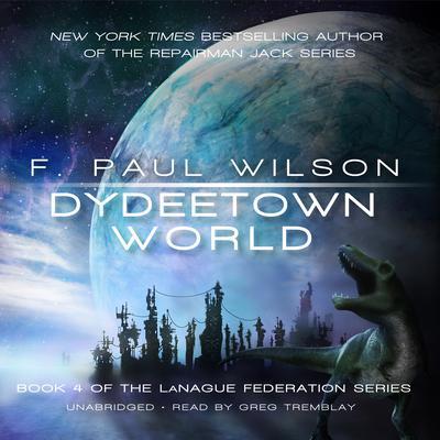 Dydeetown World Audiobook, by