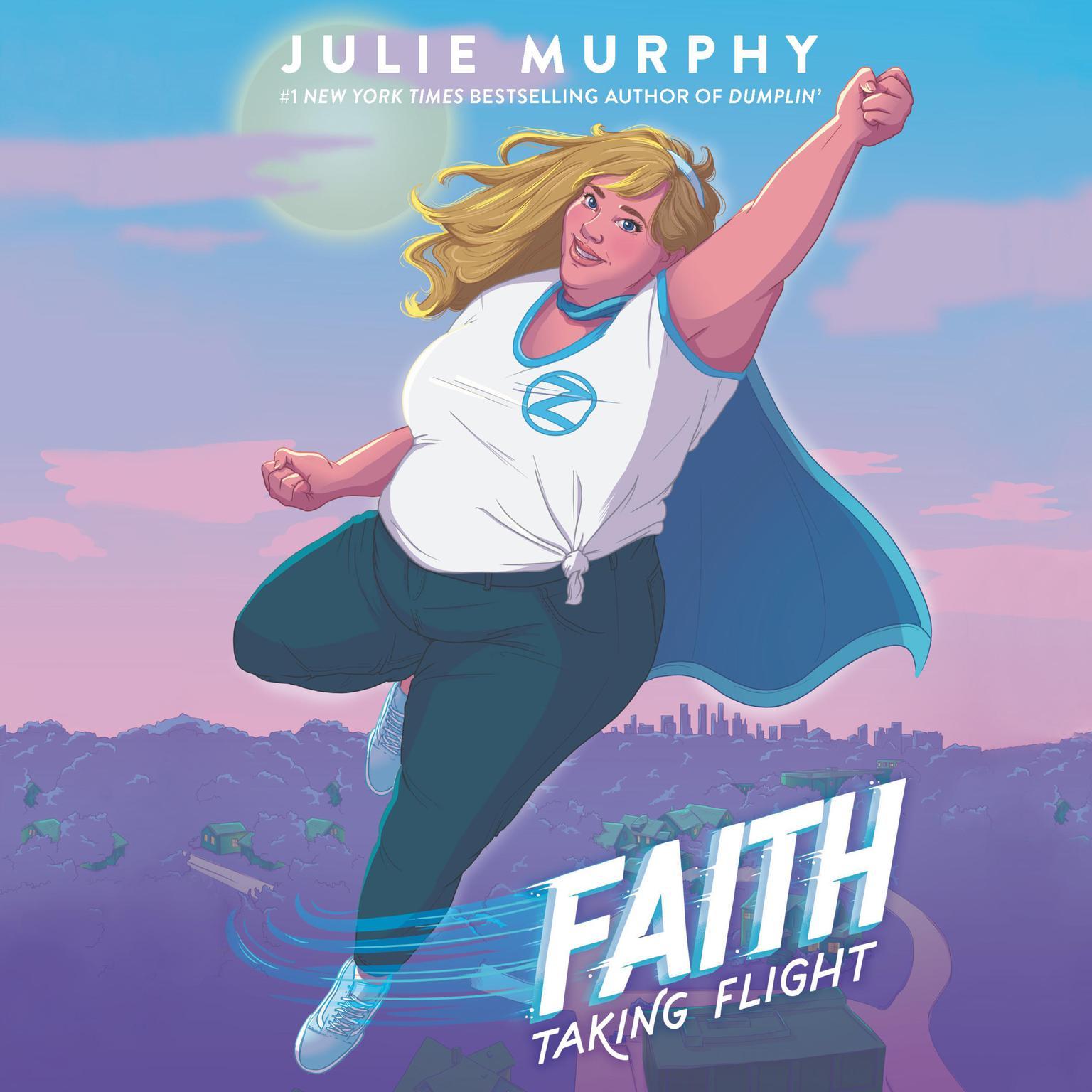 Printable Faith: Taking Flight Audiobook Cover Art