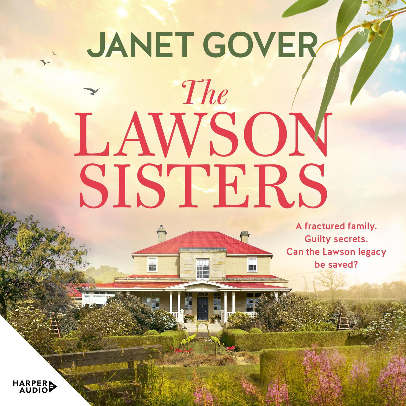 Printable The Lawson Sisters Audiobook Cover Art
