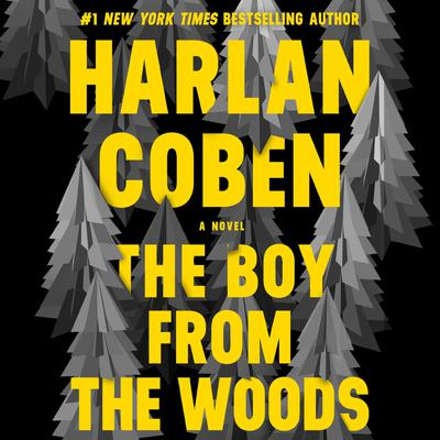 The Boy from the Woods Audiobook, by Harlan Coben