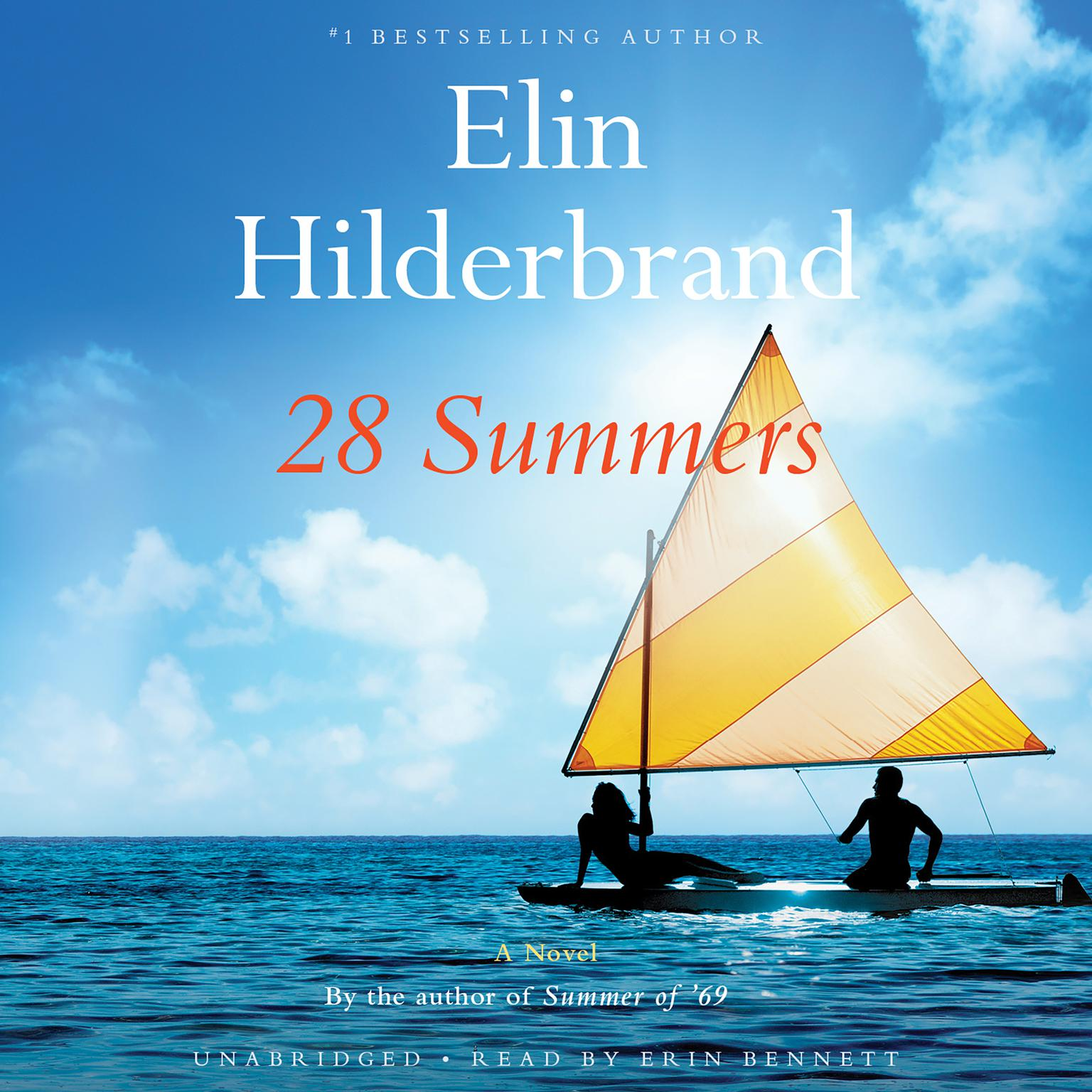 Printable 28 Summers Audiobook Cover Art