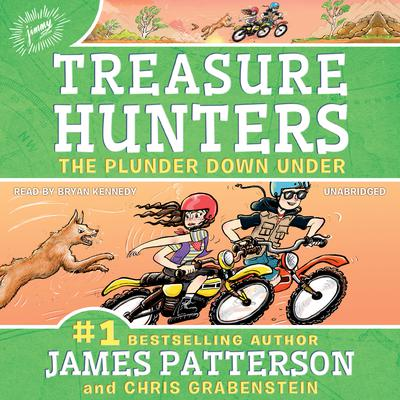 Treasure Hunters: The Plunder Down Under Audiobook, by