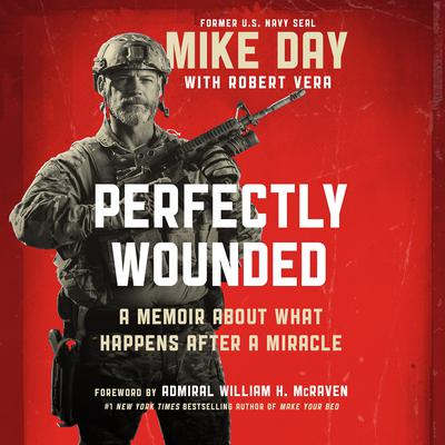 Perfectly Wounded: A Memoir About What Happens After a Miracle Audiobook, by Mike Day