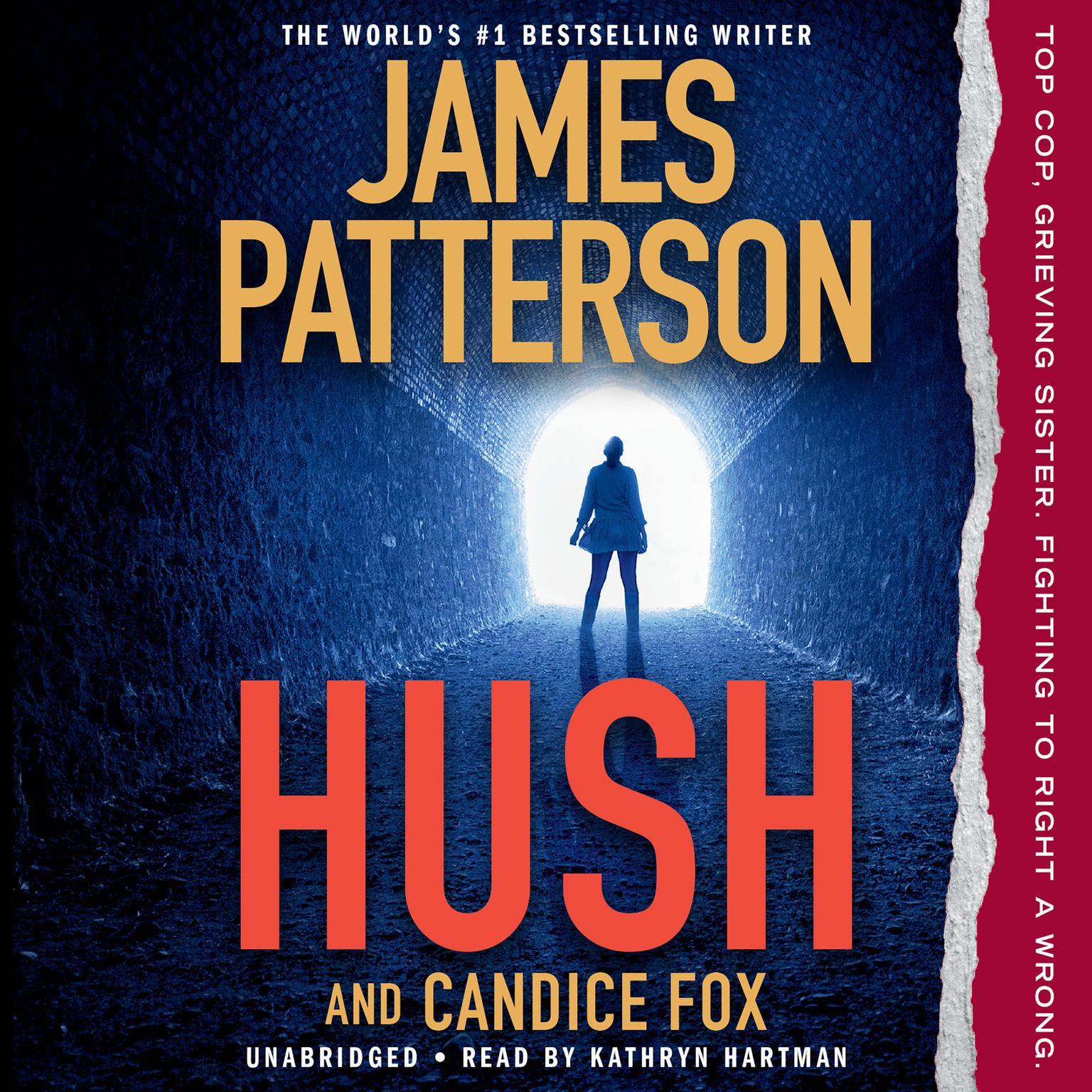 Printable Hush Audiobook Cover Art