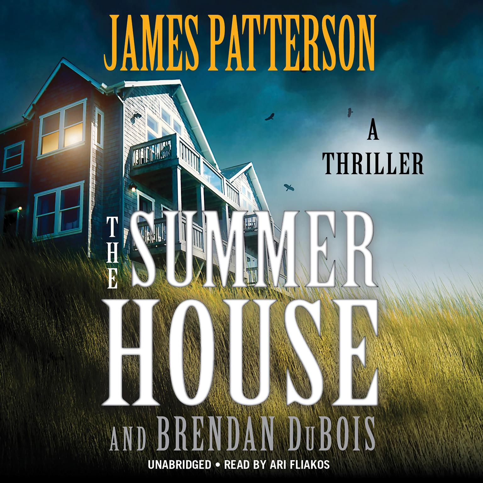 Printable The Summer House Audiobook Cover Art