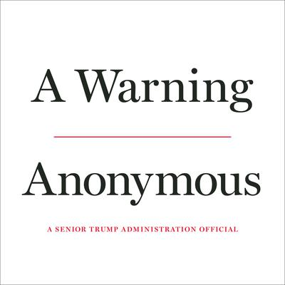 A Warning Audiobook, by Anonymous