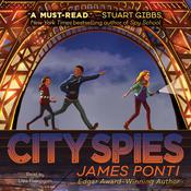 City Spies Audiobook, by James Ponti