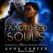 Fractured Souls Audiobook, by Anna Carven