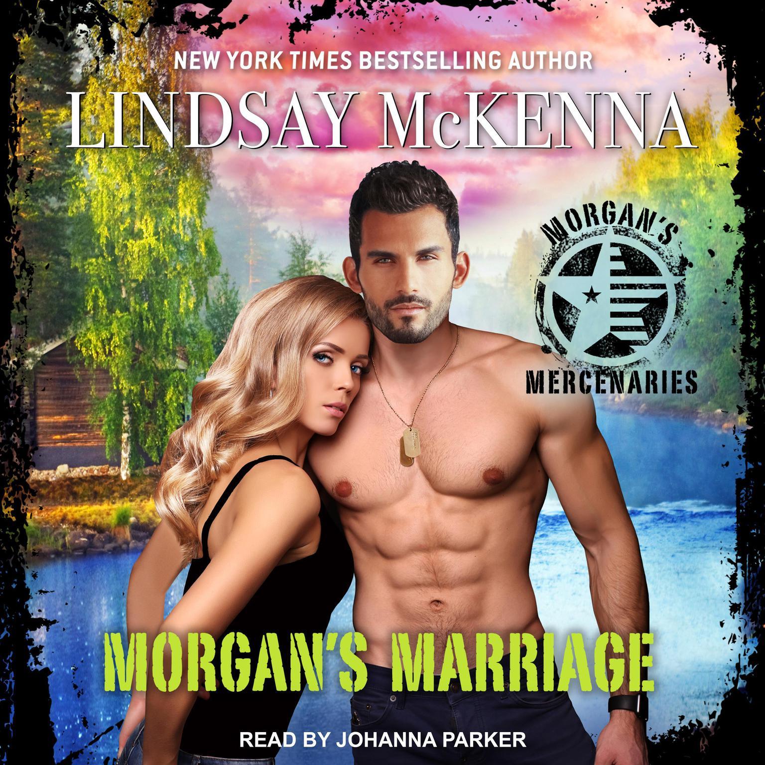 Printable Morgan's Marriage Audiobook Cover Art