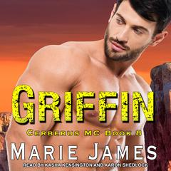 Griffin Audiobook, by Marie James