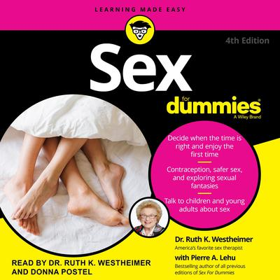 Sex for Dummies, 4th Edition: 4th Edition Audiobook, by Ruth K. Westheimer