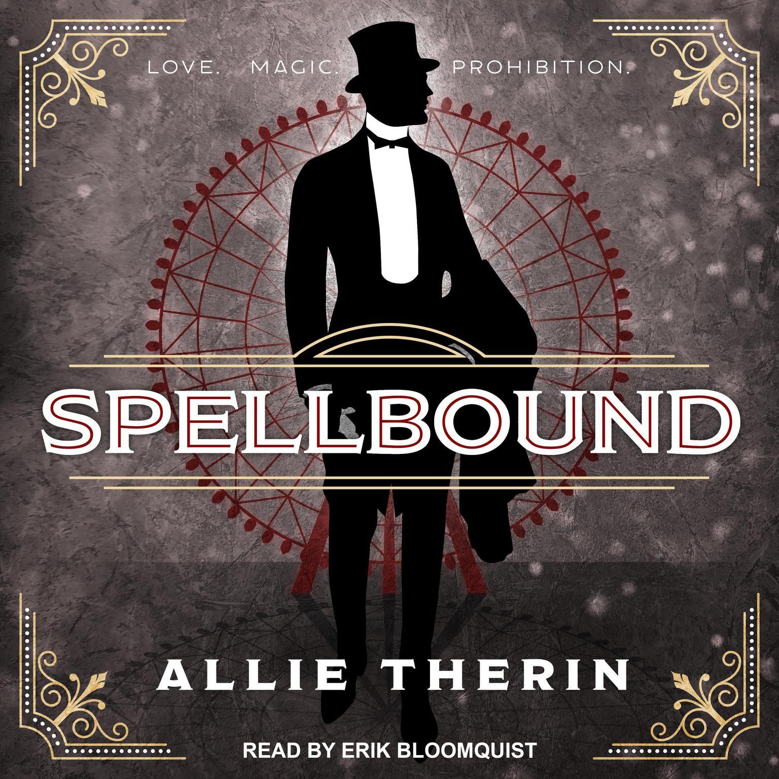 Printable Spellbound Audiobook Cover Art
