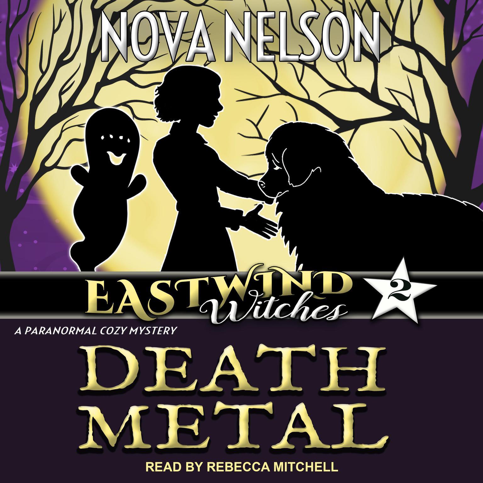 Death Metal Audiobook, by Nova Nelson