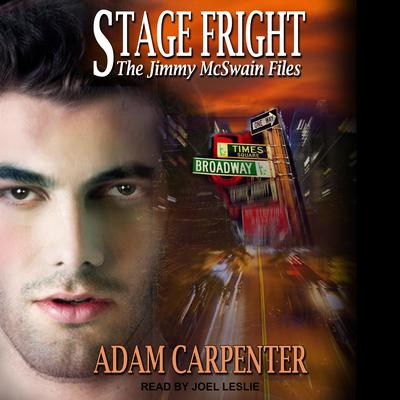 Stage Fright Audiobook, by Adam Carpenter