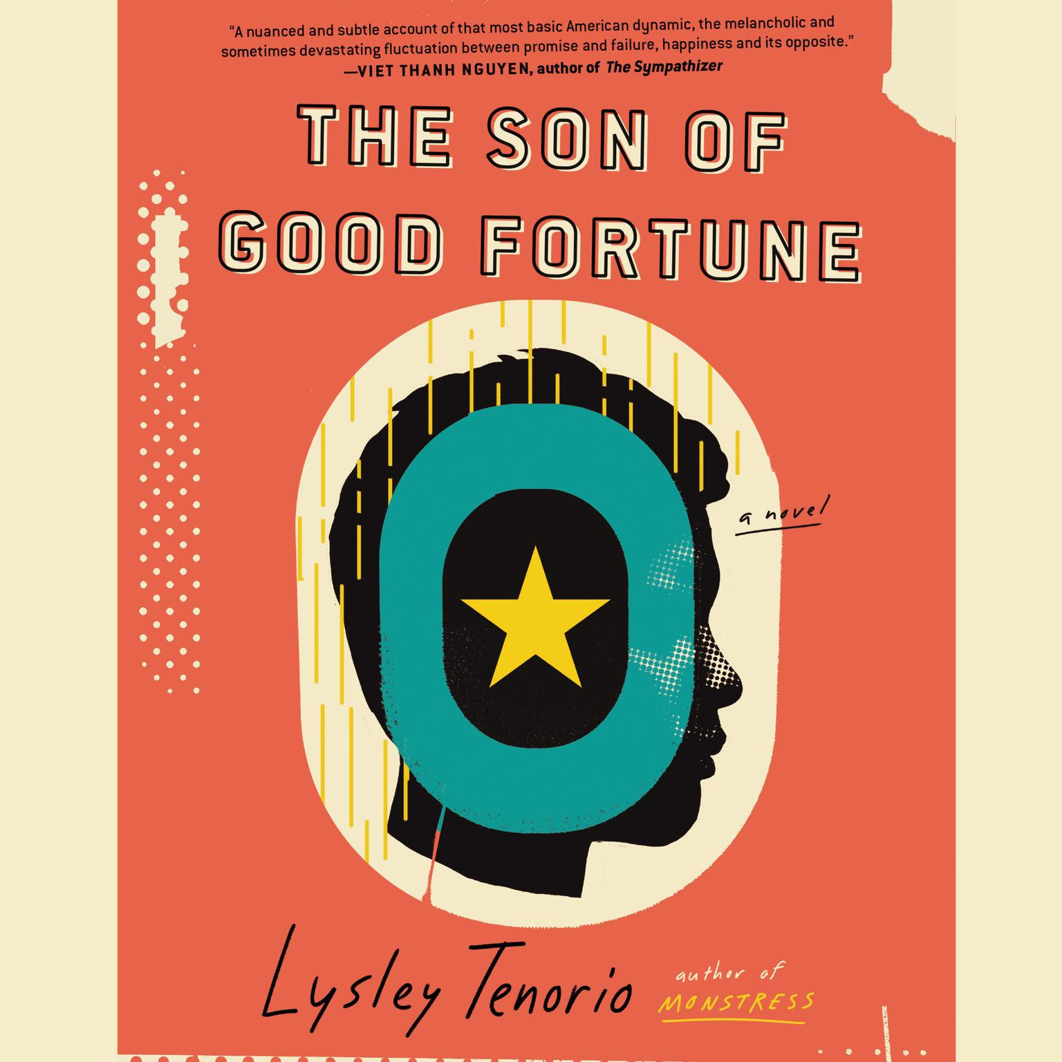 Printable The Son of Good Fortune: A Novel Audiobook Cover Art