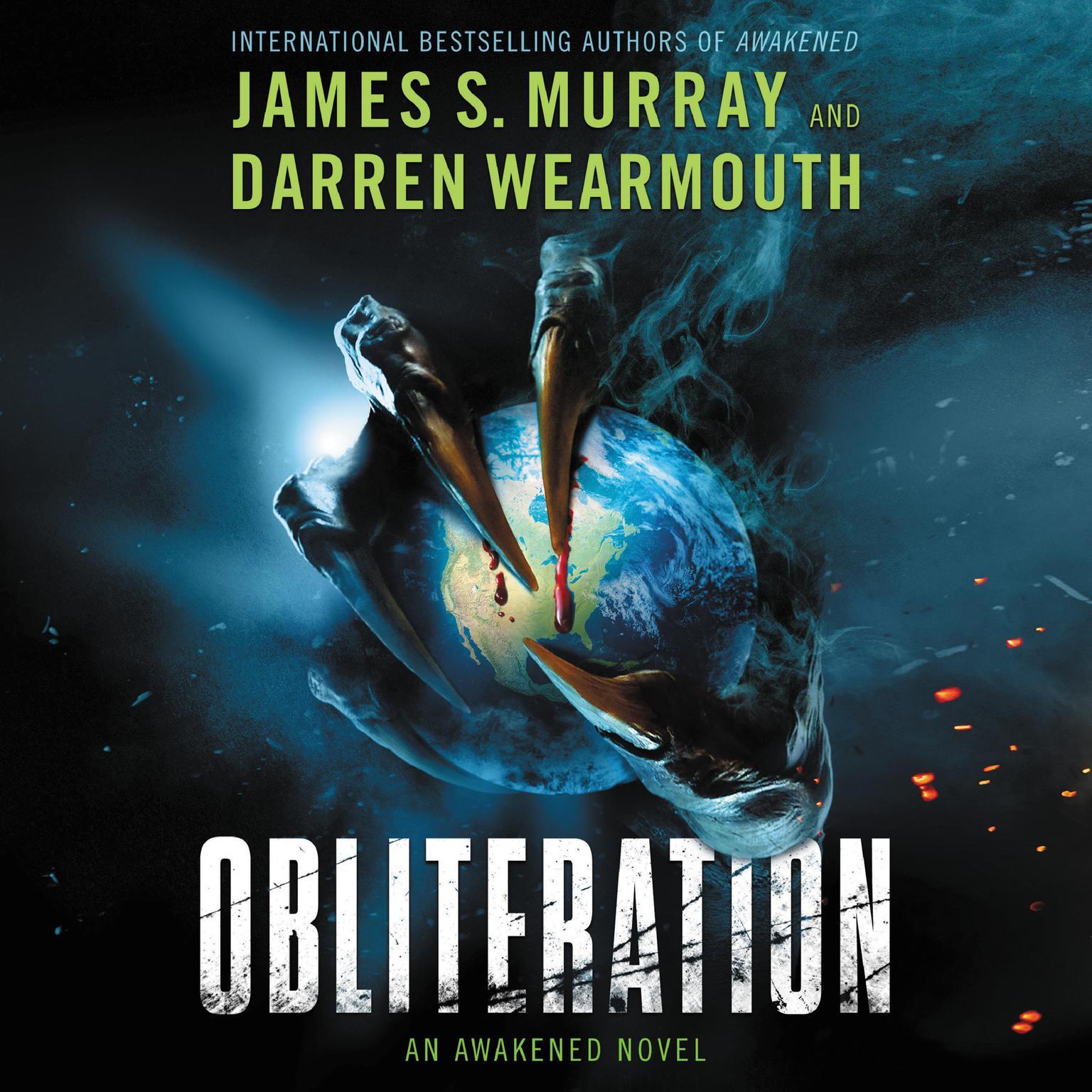 Printable Obliteration: An Awakened Novel Audiobook Cover Art