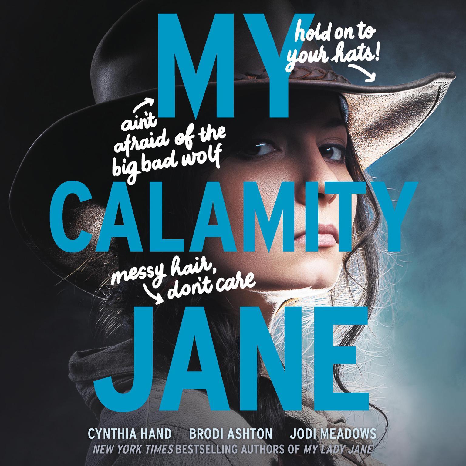 Printable My Calamity Jane Audiobook Cover Art