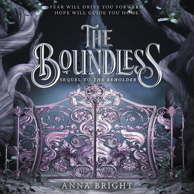 The Boundless Audiobook, by Anna Bright