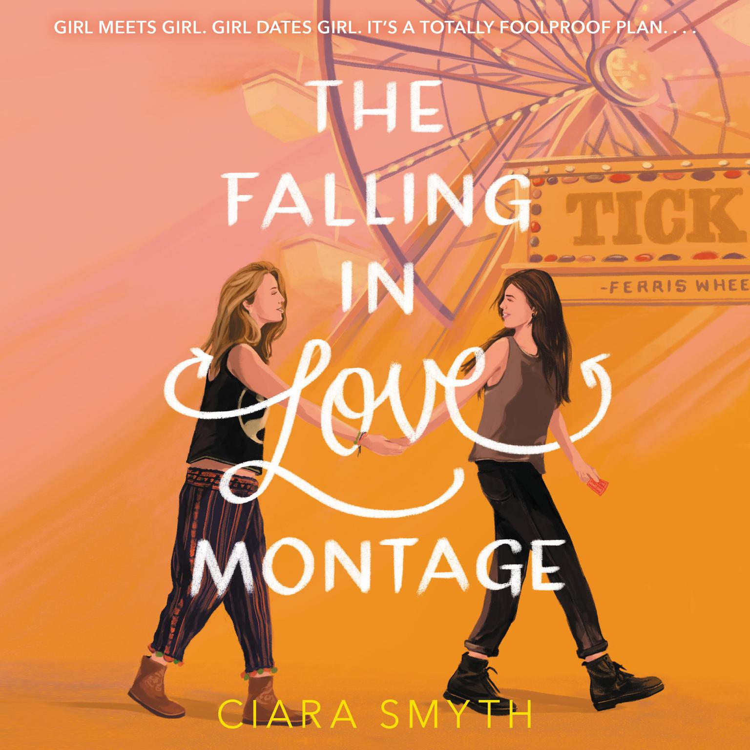 The Falling in Love Montage Audiobook, by Ciara Smyth