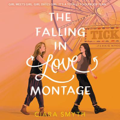 The Falling in Love Montage Audiobook, by