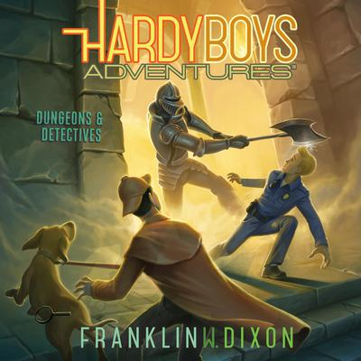 Dungeons & Detectives Audiobook, by