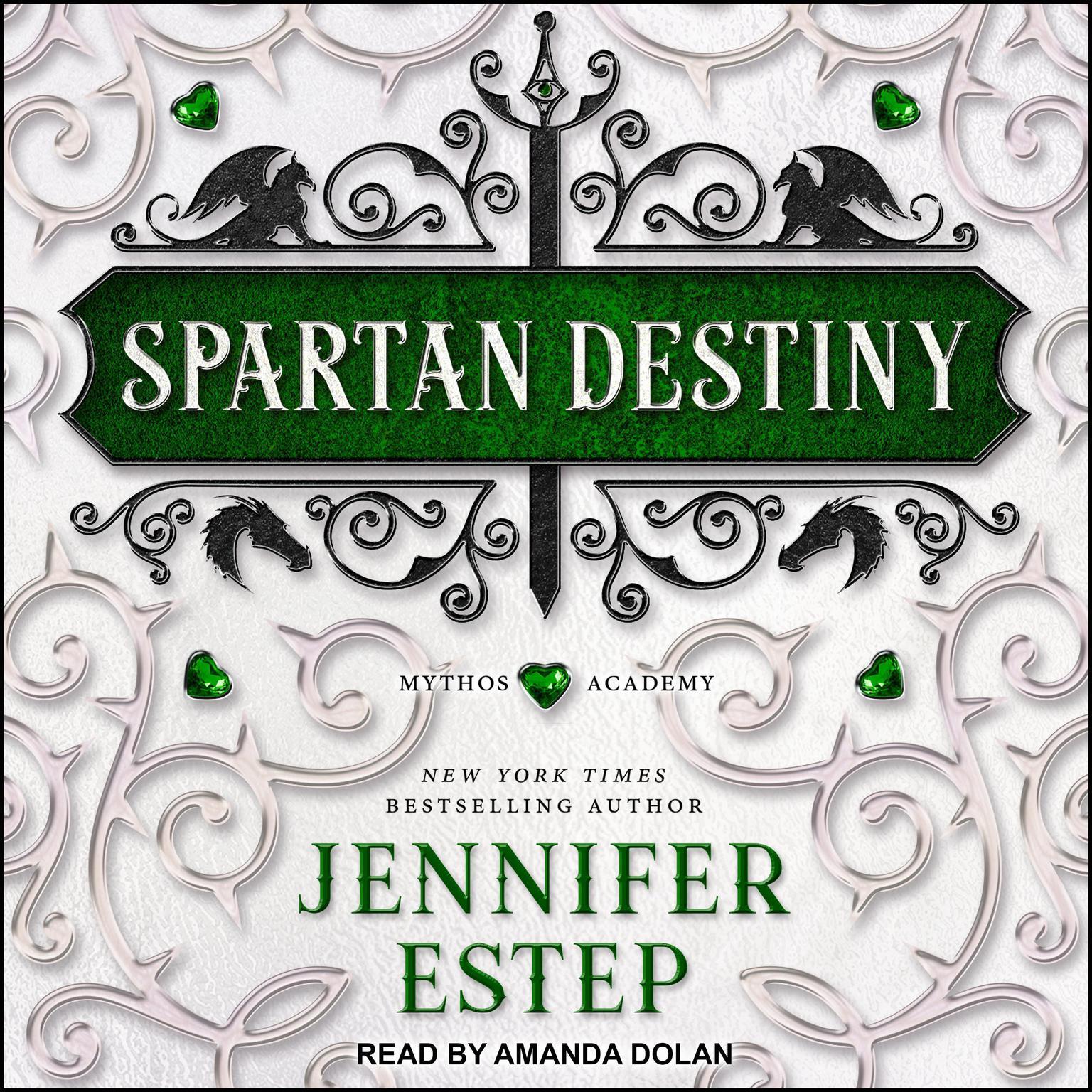 Spartan Destiny Audiobook, by Jennifer Estep