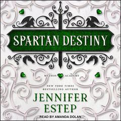 Spartan Destiny Audiobook, by Jennifer Estep