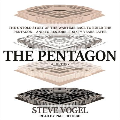 The Pentagon: A History Audiobook, by